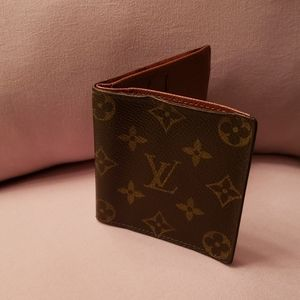 Louis Vuitton Wallet - Brown Monogram